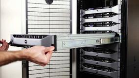 Kit Trilhos Rack Para Servidor Dell R710 P242j