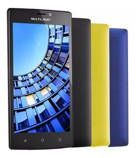 Smartphone Multilaser Ms60 Quadcore 2gb Ram 32gb Preto