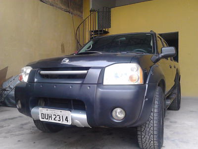Nissan Frontier 2.8 Xe Cab. Dupla 4x4