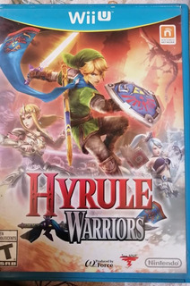 Hyrule Warriors Juego Para Wii U
