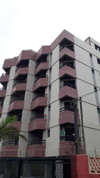 Apartamento Em Mongaguá, Vista Mar Ref 6663 C