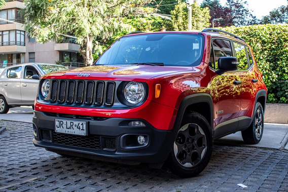 Jeep Renegade 1.8 Sport Lx Mt. Suv Manual