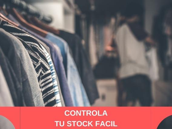 Software Programa Para Comercios Control Stock Y Dinero