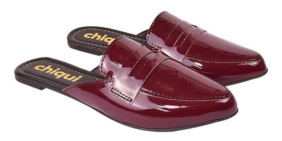 Sapatilha Sapato Feminina Chiquiteira Chiqui/5417307