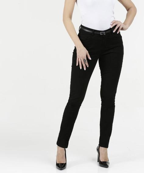 Calça Feminina Sarja Skinny Marisa