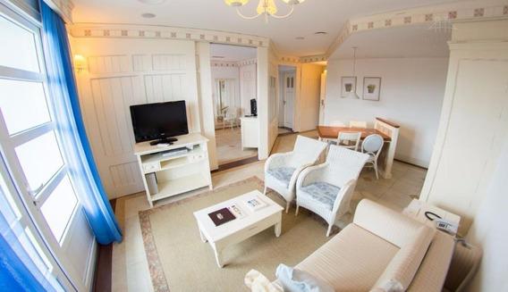 Flat Com 1 Dormitório À Venda, 64 M² Por R$ 595.000 - Jurerê Internacional - Florianópolis/sc - Fl0004