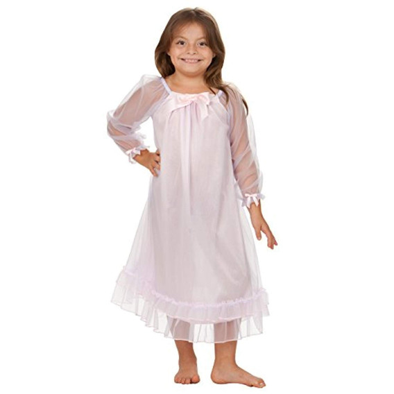 Laura Dare Little Girls 2 Tonos Pink Purple