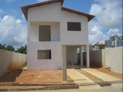 Vende-se Casa Em Condomínio Fechado Em Fase De Acabamento