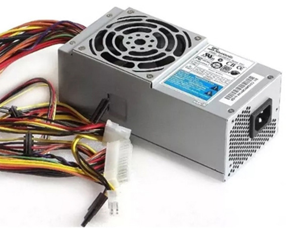Fonte Seasonic Slimline 300w P/ Hp Dell Ibm 80 Plus Tfx