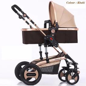 Carrinho De Bebê Especial: Beleza, Conforto E Praticidade
