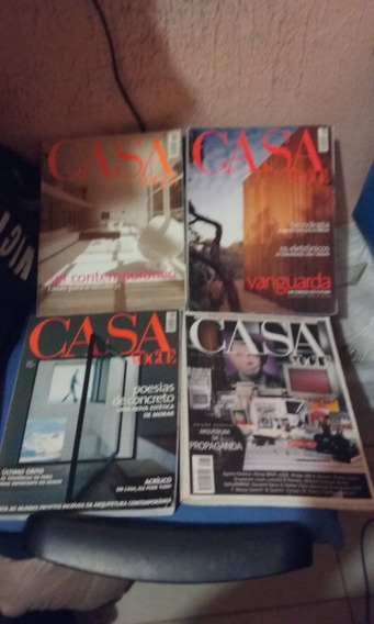 Revista Casa Vogue 05 Unidades Oferta 40 Reais