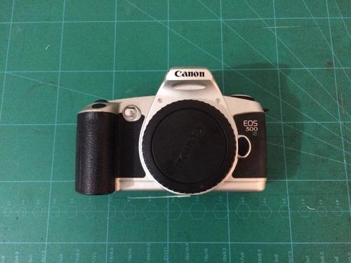 Camera Canon Eos 500n Analógica