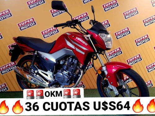 Yumbo Gs Iv 125 Financiacion 100% Tomamos Tu Moto Usada !!