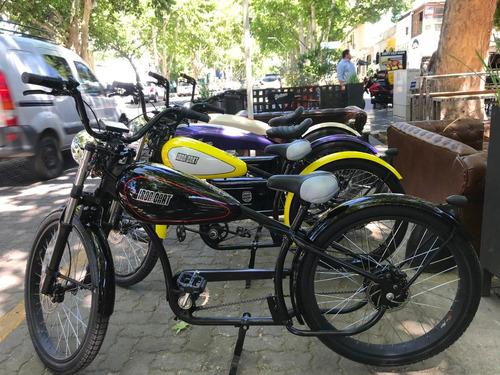 Bicicleta Electricas Custom Bike Iron Dart 500w 48v