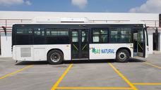 Autobús Foton Auv. 9.3 Mts. Gas Natural.