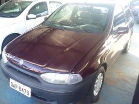 Fiat/ Palio 1.0 - 2 Portas Vermelho