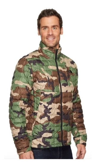 Chamarra Hombre The North Face Thermoball Invierno Camuflaje