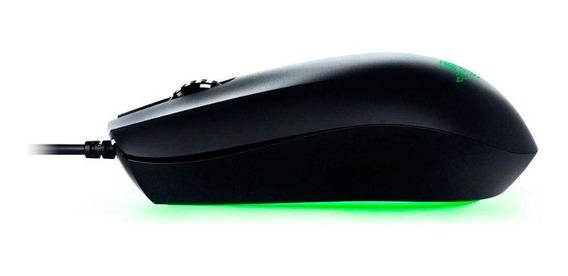 Mouse Gamer Razer Abyssus Essential Com Iluminação Preto