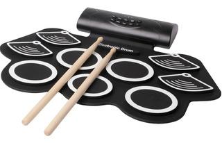 Batería Electronica Con Midi - Bluetooth