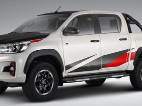 Toyota Hilux 4x4 Gr Sport 2.8tdi At 0km Conc Prana