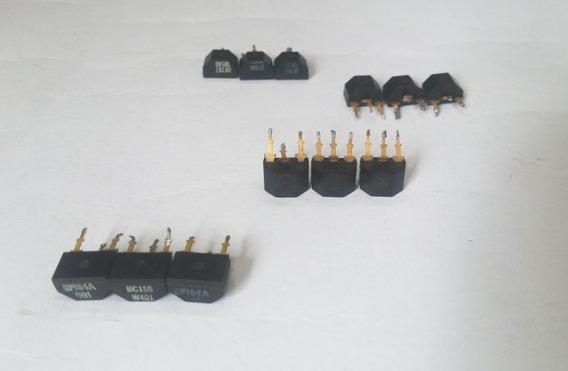 Transistores Philips Raros Vários Códigos 12 Und Ler Desc