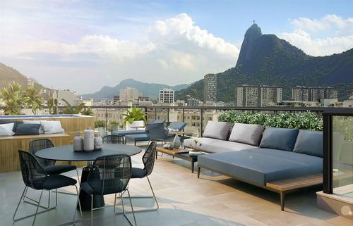 Imagem 1 de 29 de Apartamento À Venda, 3 Quartos, 1 Suíte, 2 Vagas, Botafogo - Rio De Janeiro/rj - 1909