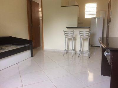 Kitnet Residencial Para Locação, Jardim Santa Genebra Ii (barão Geraldo), Campinas. - Kn0191