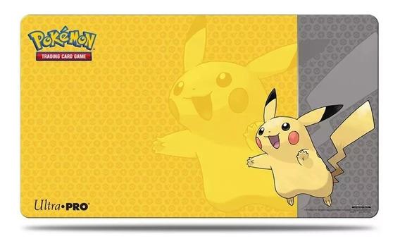 Playmat Pokémon Tapete Pokemon Ultra Pro Pikachu Original