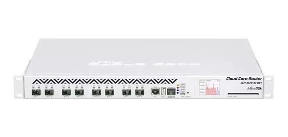 Mikrotik Cloud Core Router Ccr 1072 - 1g - 8s+