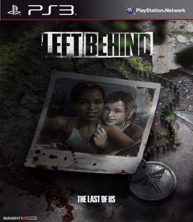 The Last Of Us Left Behind Ps3 Digital Indpendiente Gcp