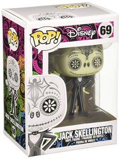 Funko Pop Day Of The Dead Jack Skellington