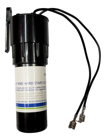 Capacitor De Arranque Duro Compresores De 1/2 A 10hp