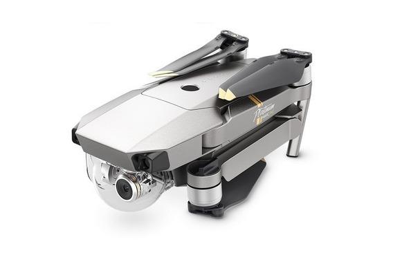 Drone Dji Mavic Pro Platinum - Combo Fly More Pronta Entrega
