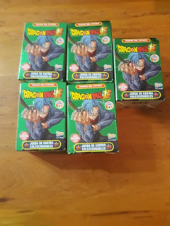 Cartas De Dragon Ball Z Serie 4 . De La 457 A 488. Oferta