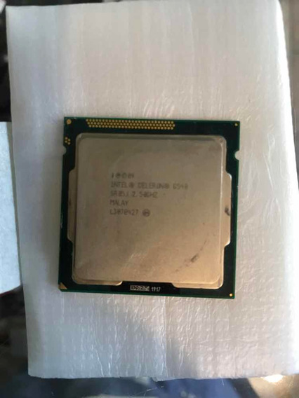 Processador Intel Celeron G540 2.5ghz