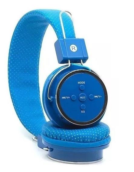 Fone De Ouvido Bluetooth Sem Fio Stério Headset Wireless