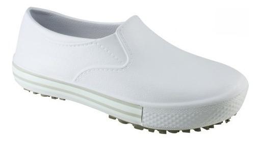 Sapato Feminino Enfermagem Vários Tamanhos