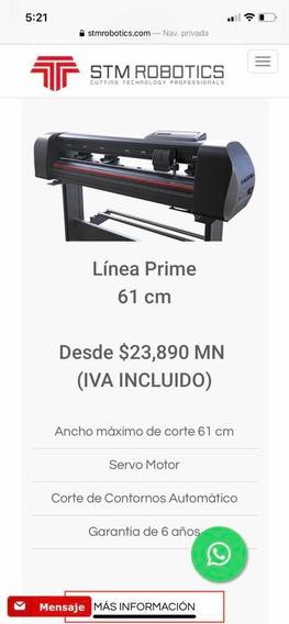 Plotter De Corte Stm Robotics Prime