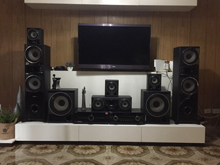 Home Theater Sony (muteki) 6.2