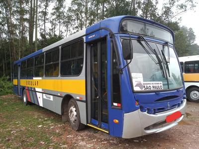 Ônibus Mercedes Benz Indus Car Apache 44 Lugares Ano 2007