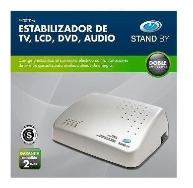 Estabilizador Para Tv, Lcd, Led Digital Stand By
