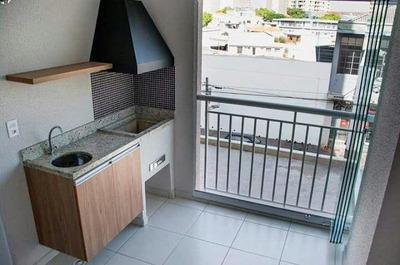 Apartamento São Caetano 2 Dorms Varanda Gourmet Prox Centro