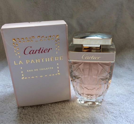 Perfume La Panthere Cartier Eau De Parfum 50ml Original