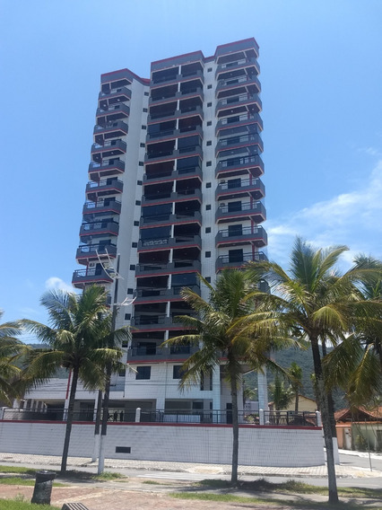 Apartamento Solemar / Praia Grande / Sp - 1 Dt (ste) - 1 Vg