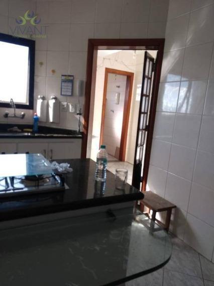Apartamento Centro De Suzano Com 3 Dormitórios, 110 M² - Venda Por R$ 450.000 Ou Aluguel Por R$ 2.610/mês - Vila Paiva - Suzano/sp - Ap0310