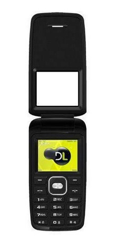 Celular Dl Yc-330 32mb Cinza - Dual Chip