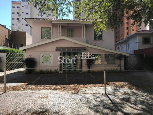 Casa Para Aluguel Em Cambuí - Ca005663