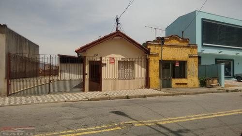 Imagem 1 de 1 de Terreno Com Casa Antiga   - St13469