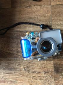 Câmera Canon + Caixa Estanque