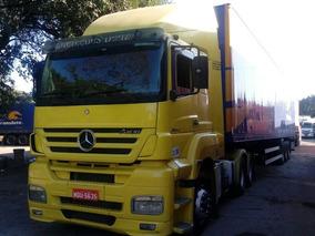 Mercedes-benz Mb Axor 2644 Traçado 440c 6x4
